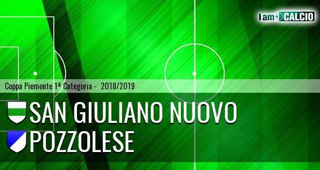 San Giuliano Nuovo - Pozzolese