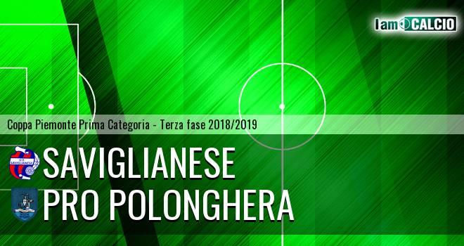 Saviglianese - Pro Polonghera