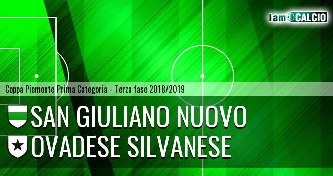 San Giuliano Nuovo - Ovadese Silvanese