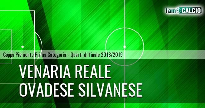 Venaria Reale - Ovadese Silvanese