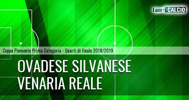 Ovadese Silvanese - Venaria Reale