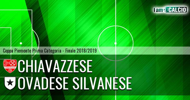 Chiavazzese - Ovadese Silvanese