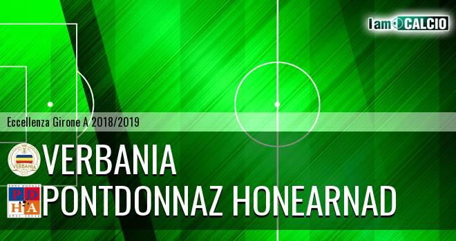 Verbania - PontDonnaz HoneArnad Evanco