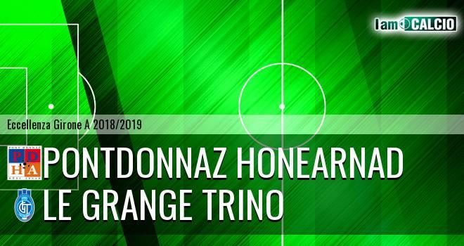 PontDonnaz HoneArnad Evanco - Le Grange Trino