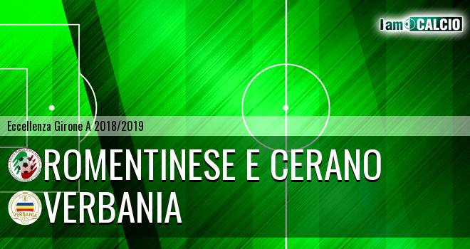 Romentinese e Cerano - Verbania