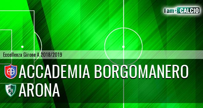 Accademia Borgomanero - Arona