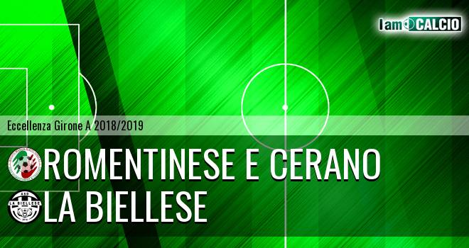 Romentinese e Cerano - La Biellese