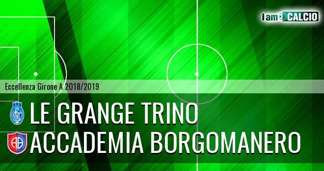 Le Grange Trino - Accademia Borgomanero