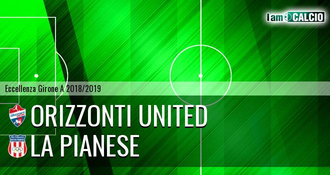 Orizzonti United - La Pianese