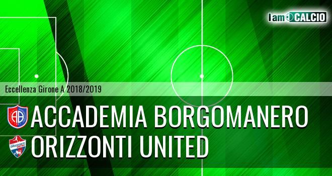 Accademia Borgomanero - Orizzonti United