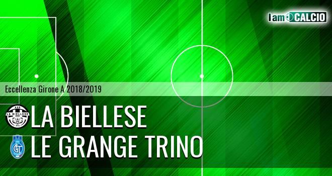 La Biellese - Le Grange Trino