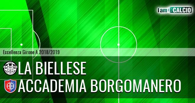 La Biellese - Accademia Borgomanero