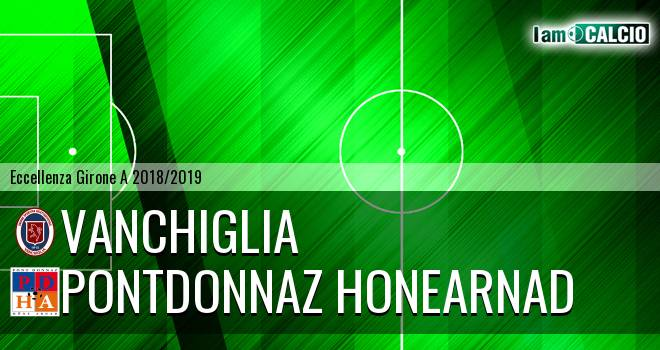 Vanchiglia - PontDonnaz HoneArnad Evanco