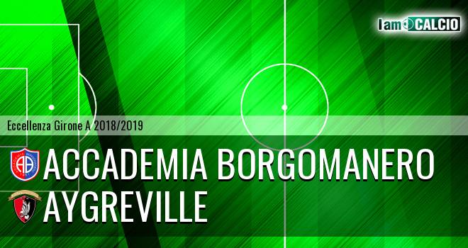 Accademia Borgomanero - Aygreville