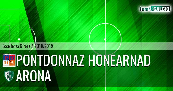 PontDonnaz HoneArnad Evanco - Arona