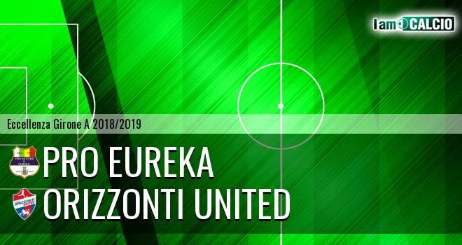 Pro Eureka - Orizzonti United
