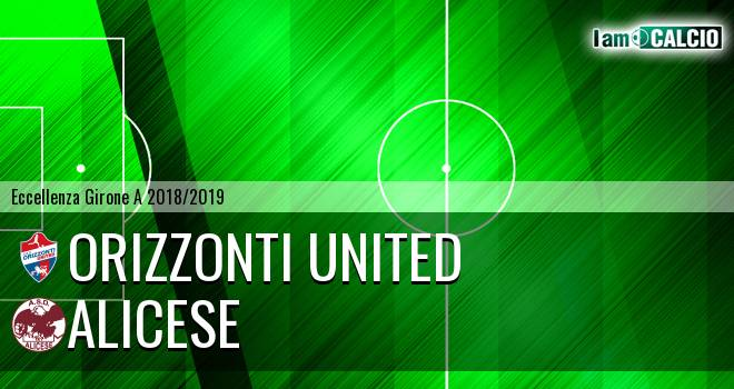 Orizzonti United - Alicese