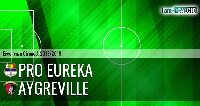 Pro Eureka - Aygreville