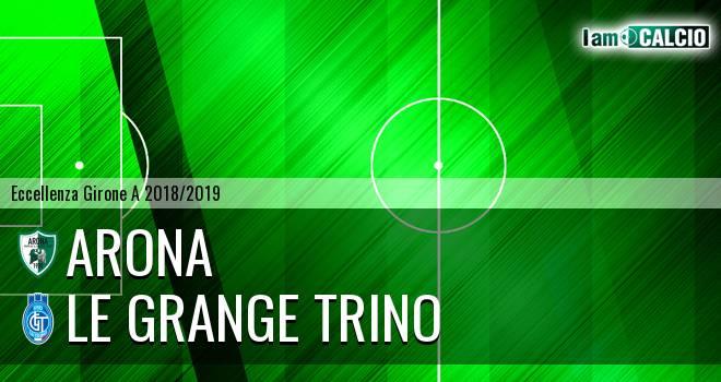 Arona - Le Grange Trino