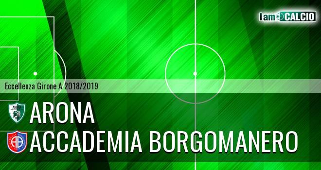 Arona - Accademia Borgomanero