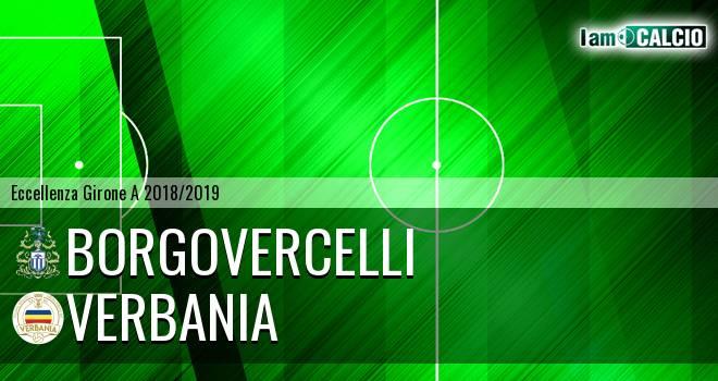 Borgovercelli - Verbania