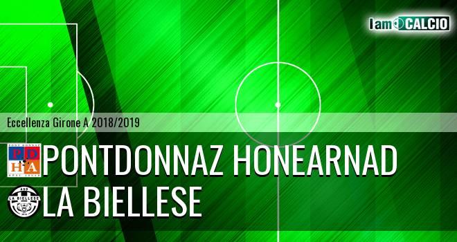 PontDonnaz HoneArnad - La Biellese