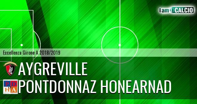 Aygreville - PontDonnaz HoneArnad Evanco