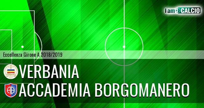 Verbania - Accademia Borgomanero