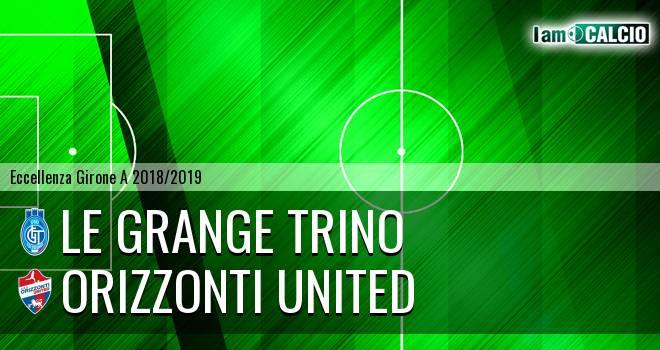 Le Grange Trino - Orizzonti United