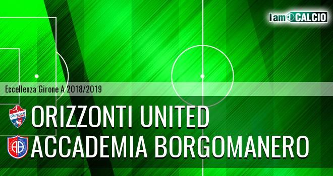 Orizzonti United - Accademia Borgomanero