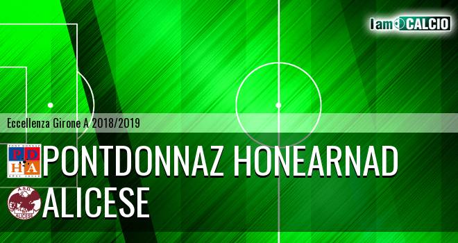 PontDonnaz HoneArnad Evanco - Alicese