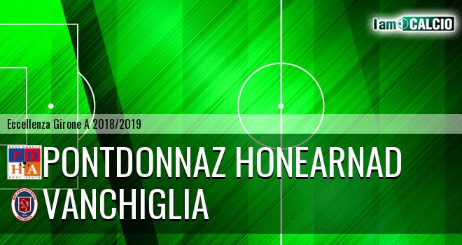 PontDonnaz HoneArnad Evanco - Vanchiglia