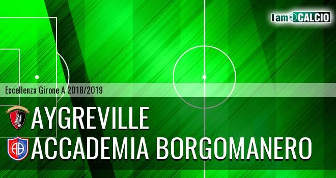Aygreville - Accademia Borgomanero