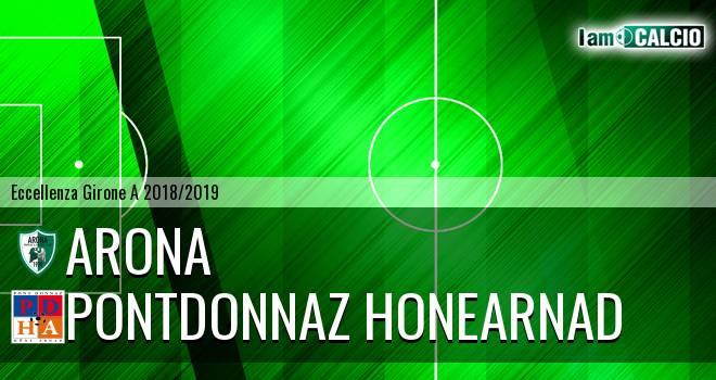 Arona - PontDonnaz HoneArnad Evanco