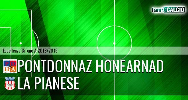 PontDonnaz HoneArnad - La Pianese