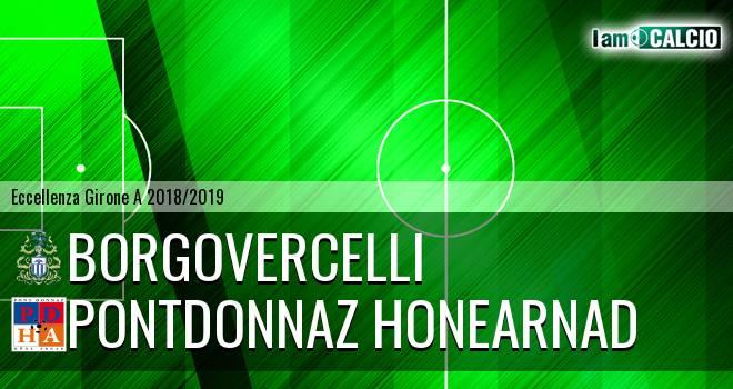 Borgovercelli - PontDonnaz HoneArnad