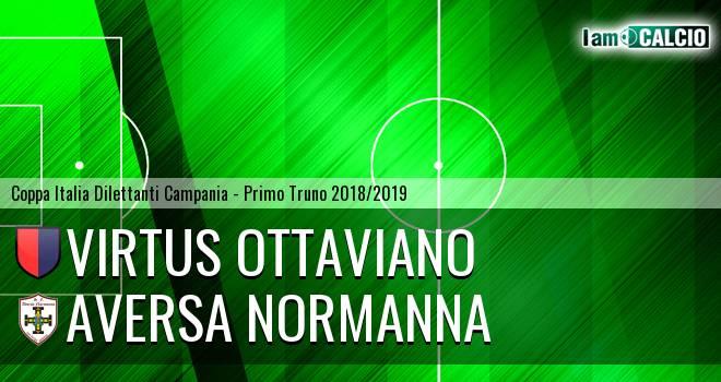 Virtus Ottaviano - Aversa Normanna