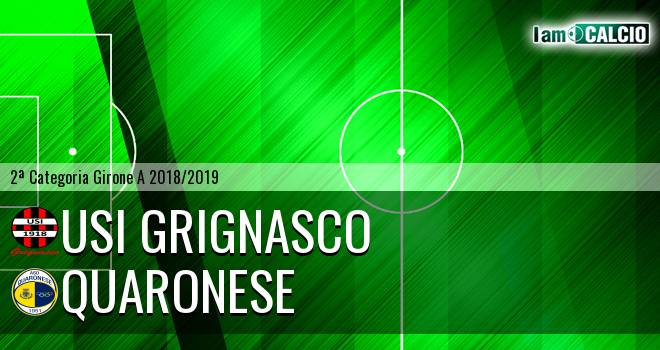 Usi Grignasco - Quaronese