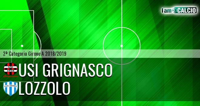 Usi Grignasco - Lozzolo