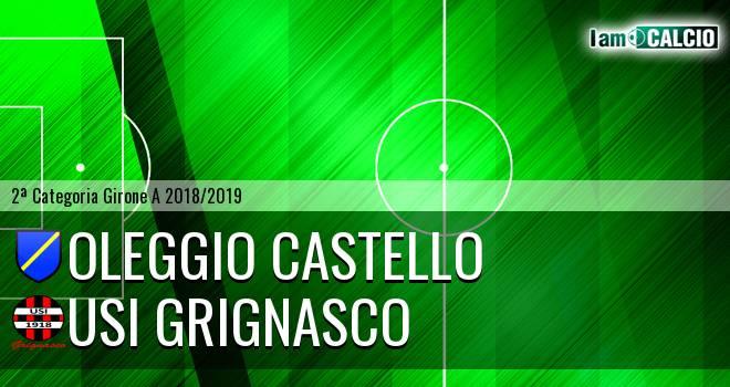Oleggio Castello - Usi Grignasco