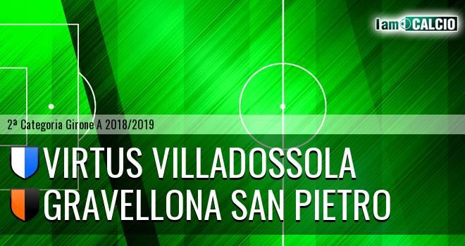 Virtus Villadossola - Gravellona San Pietro
