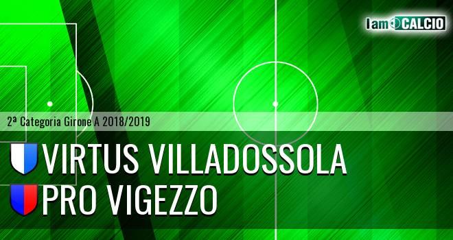 Virtus Villadossola - Pro Vigezzo