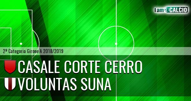 Casale Corte Cerro - Voluntas Suna