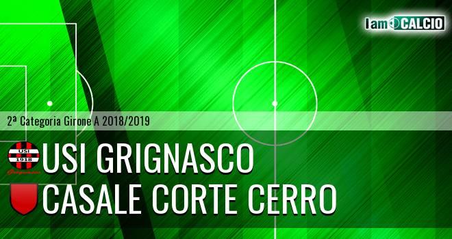 Usi Grignasco - Casale Corte Cerro
