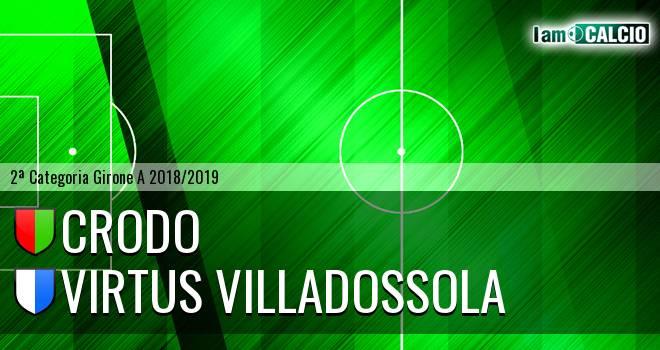 Crodo - Virtus Villadossola