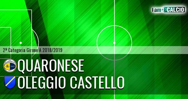 Quaronese - Oleggio Castello