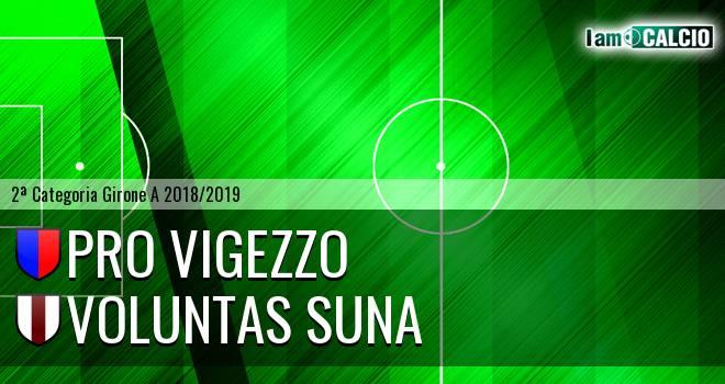 Pro Vigezzo - Voluntas Suna