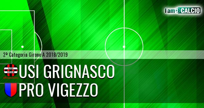 Usi Grignasco - Pro Vigezzo