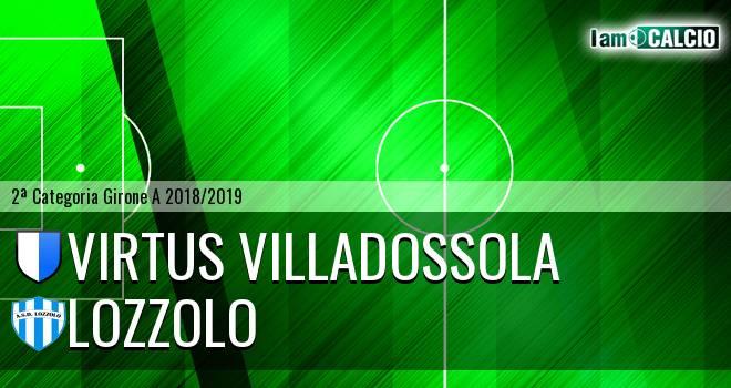 Virtus Villadossola - Lozzolo