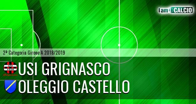Usi Grignasco - Oleggio Castello